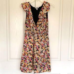 Speckless Floral Dress